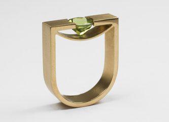 Cécile van Eeden, Mirror, ring. Foto met dank aan Cécile van Eeden©