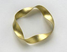 Yasuki Hiramatsu, armband, goud