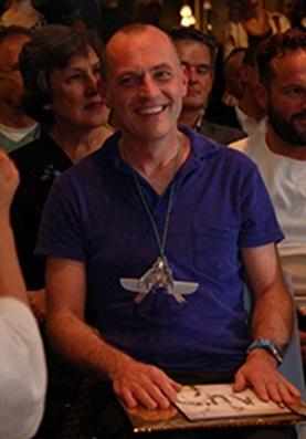 David Bielander. Foto met dank aan Stichting Françoise van den Bosch©