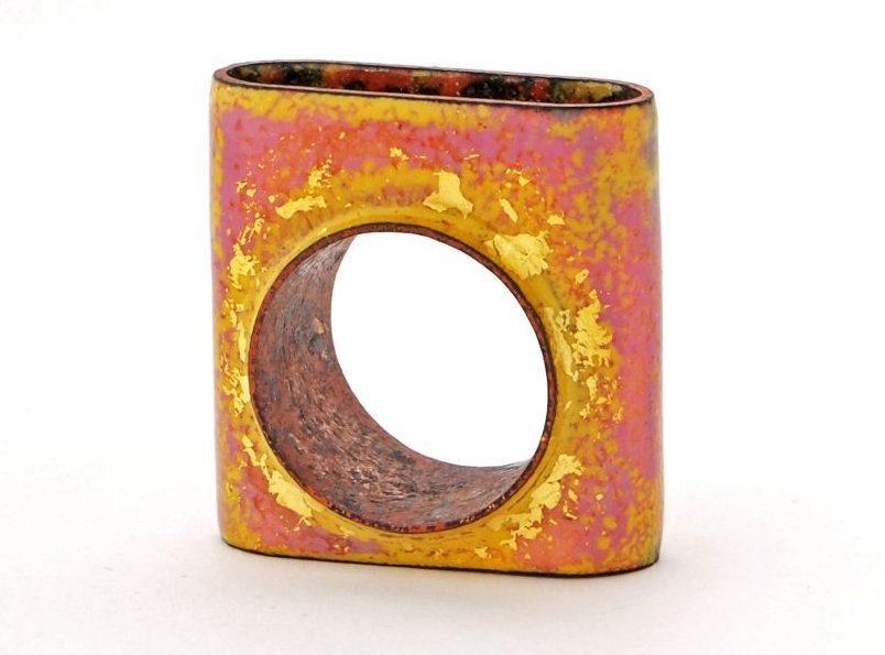 Francesca di Ciaula, ring, 2016. Foto met dank aan Francesca di Ciaula©