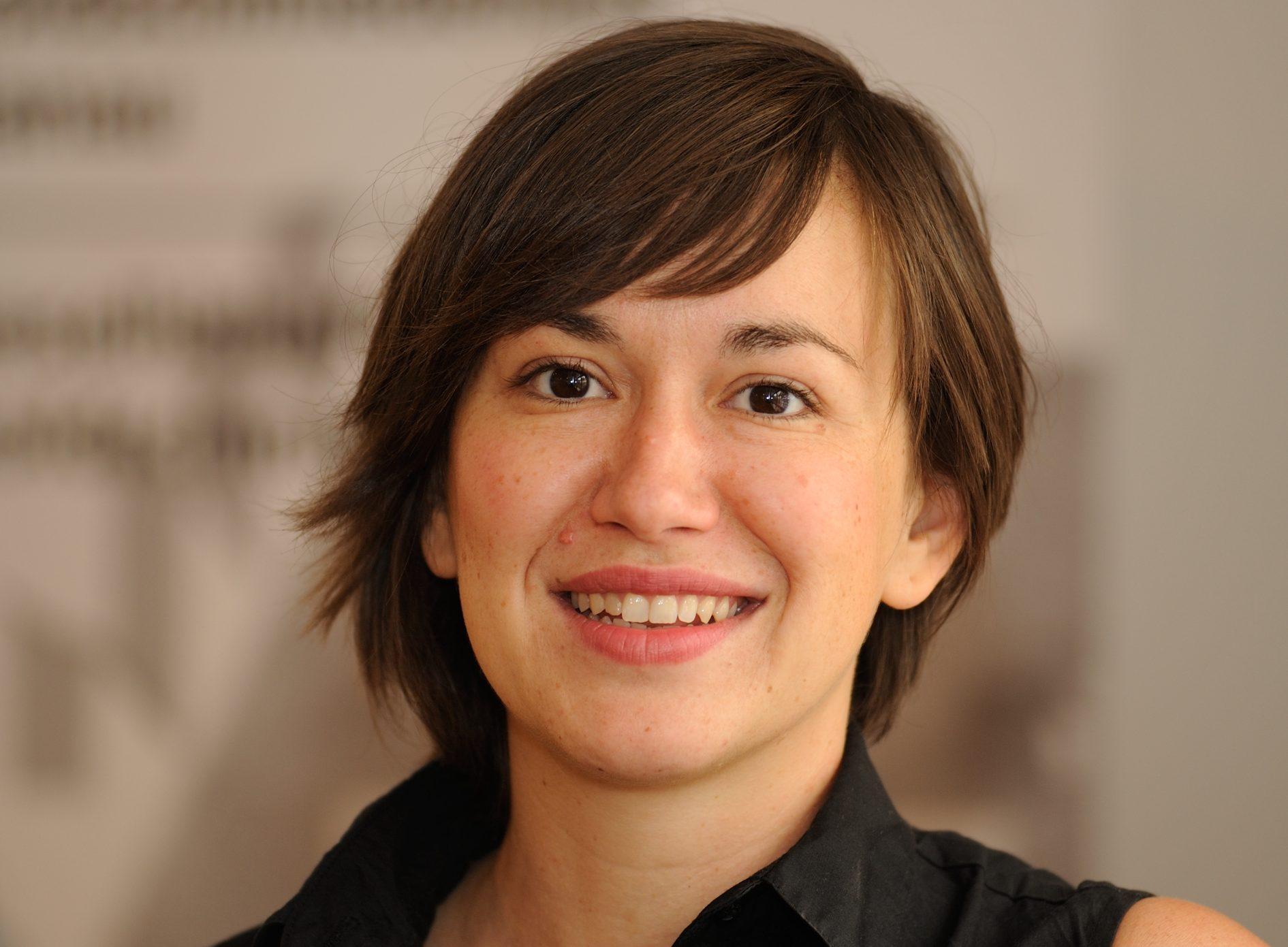Tabea Reulecke. Foto met dank aan Deutsches Goldschmiedehaus, Medienzentrum Hanau-Bildarchiv©