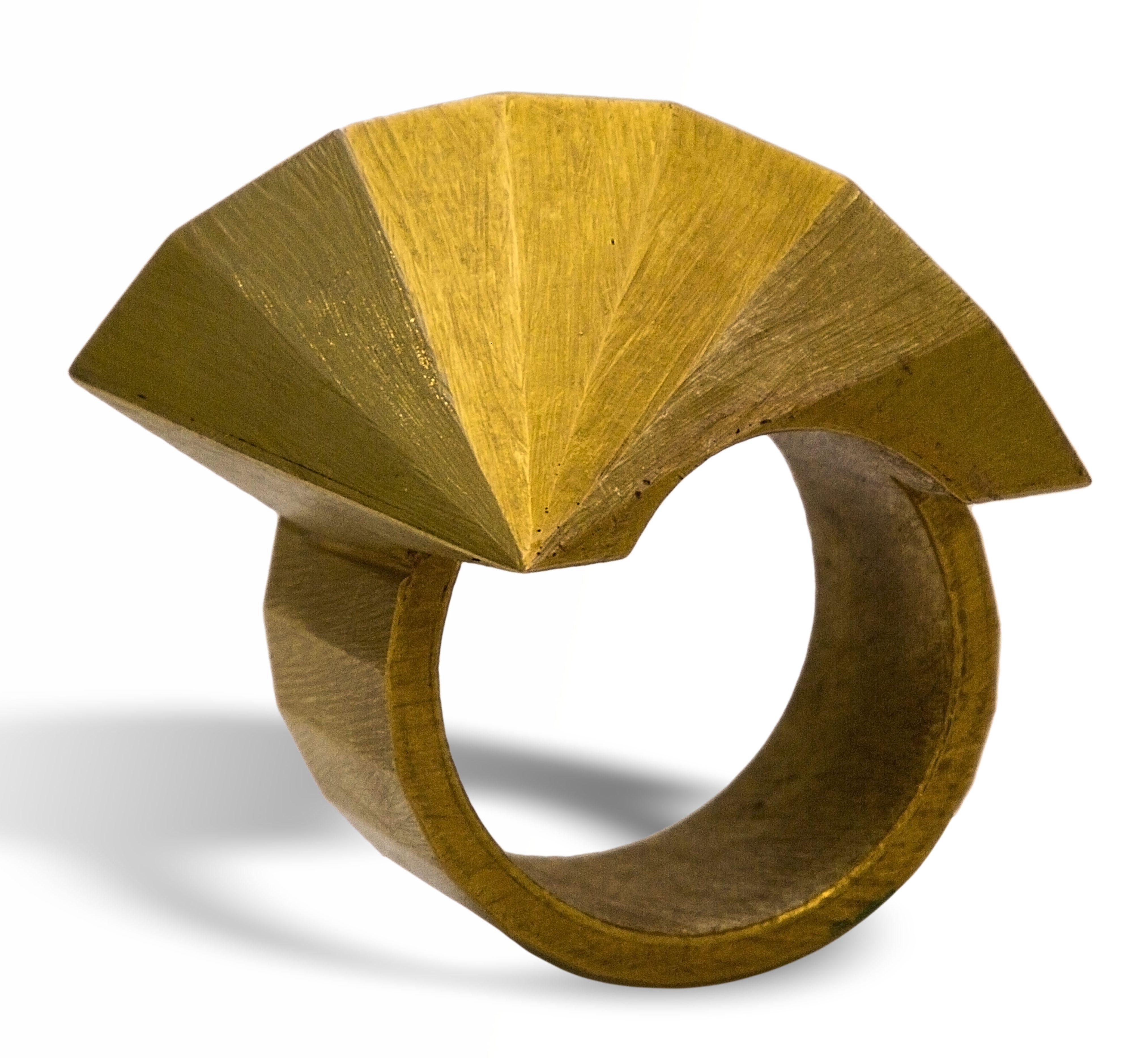 Giampaolo Babetto, ring. Collectie Ida Boelen-van Gelder. Fotografie Aldo Smit©