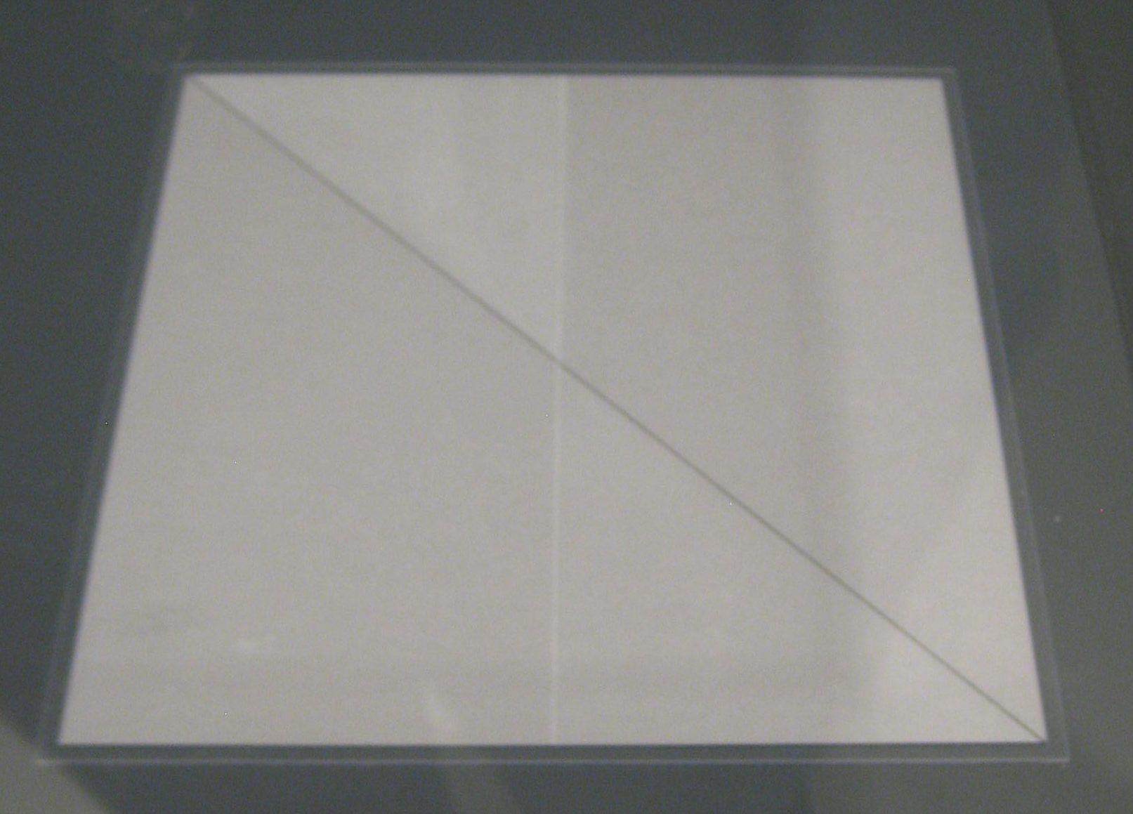 Emmy van Leersum, tekening voor armband, 1982, papier
