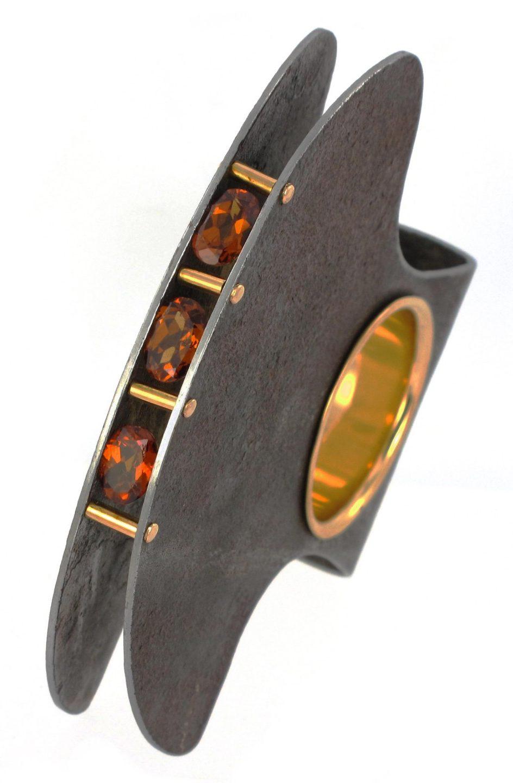 Marianne Anselin, Pierre, ring, metaal, stenen