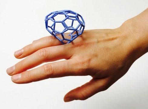 Hilde Foks, ring. Foto met dank aan Hilde Foks©