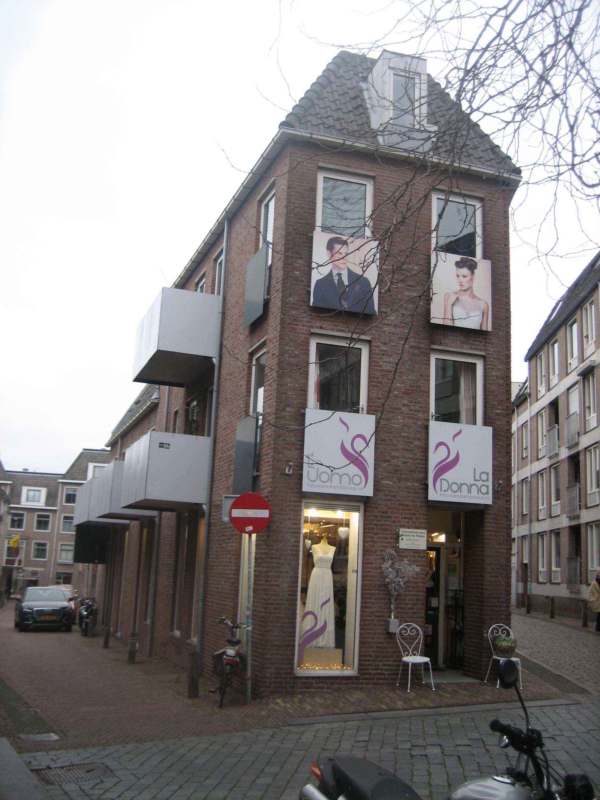 Galerie Marzee, Ganzenheuvel. Foto Esther Doornbusch, 2 maart 2019, CC BY 4.0
