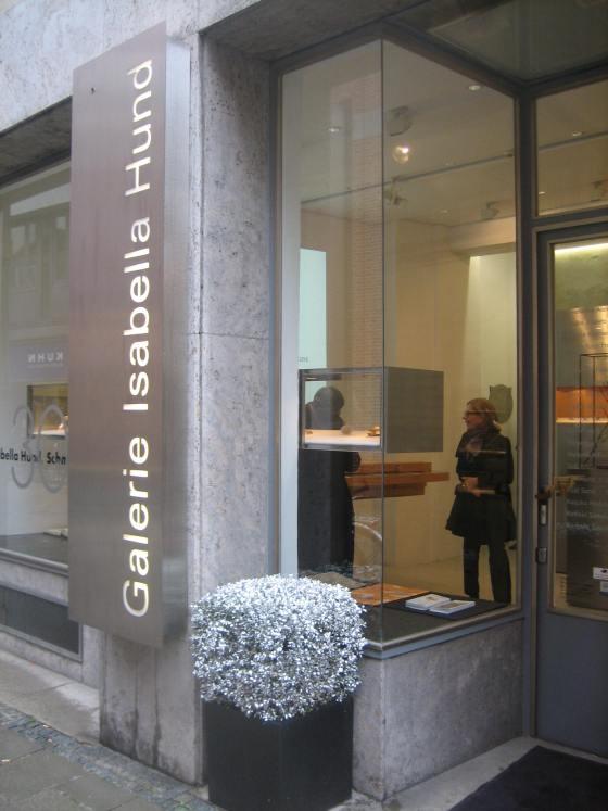 Galerie Isabella Hund, München