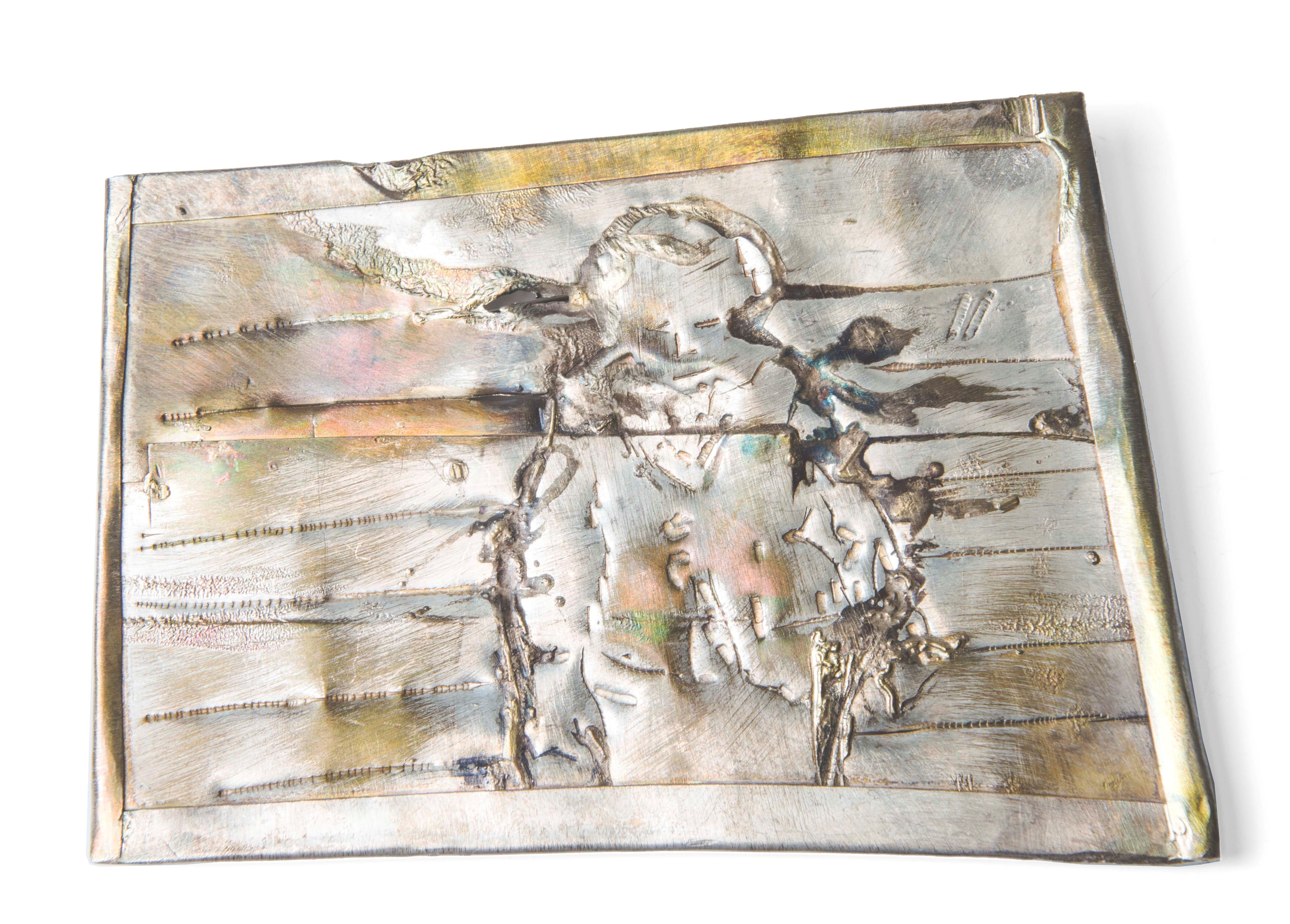 Rudolf Kocéa, Angela's lauf, broche, 2016. Collectie CODA, C005445. Foto met dank aan CODA©