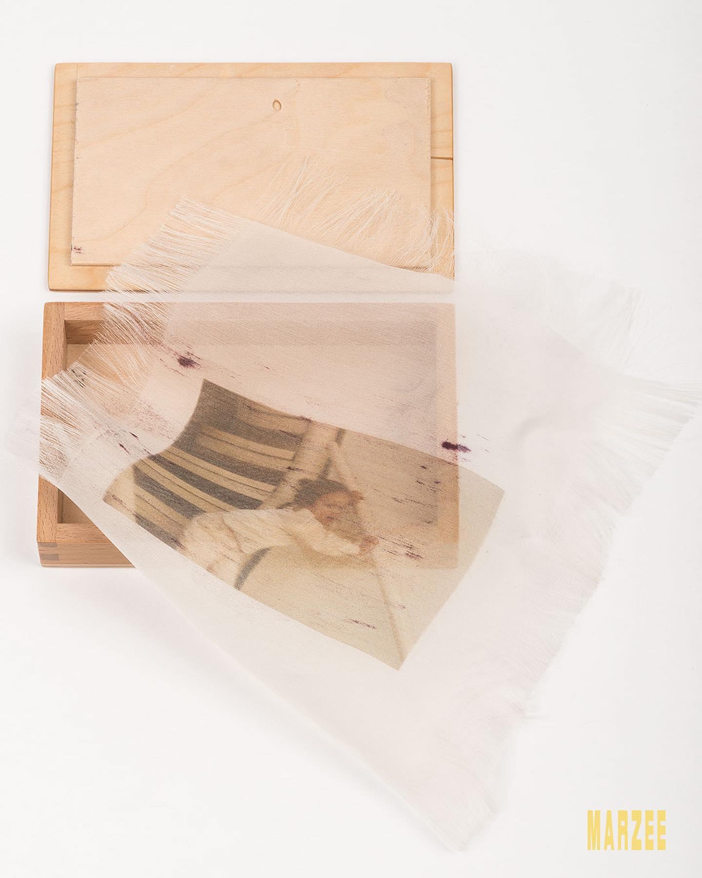 Nina Sajet. PRESENT - 40 years of Galerie Marzee, 2019. Foto met dank aan Galerie Marzee©