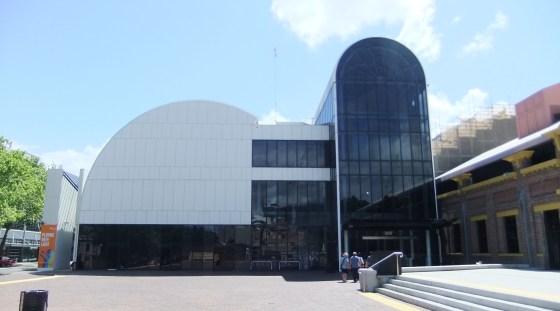 Powerhouse Museum, 2013. Foto met dank aan Wikimedia Commons, Christopher Wood, CC BY-SA 3.0