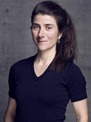 Luzia Vogt. Foto met dank aan Platina©