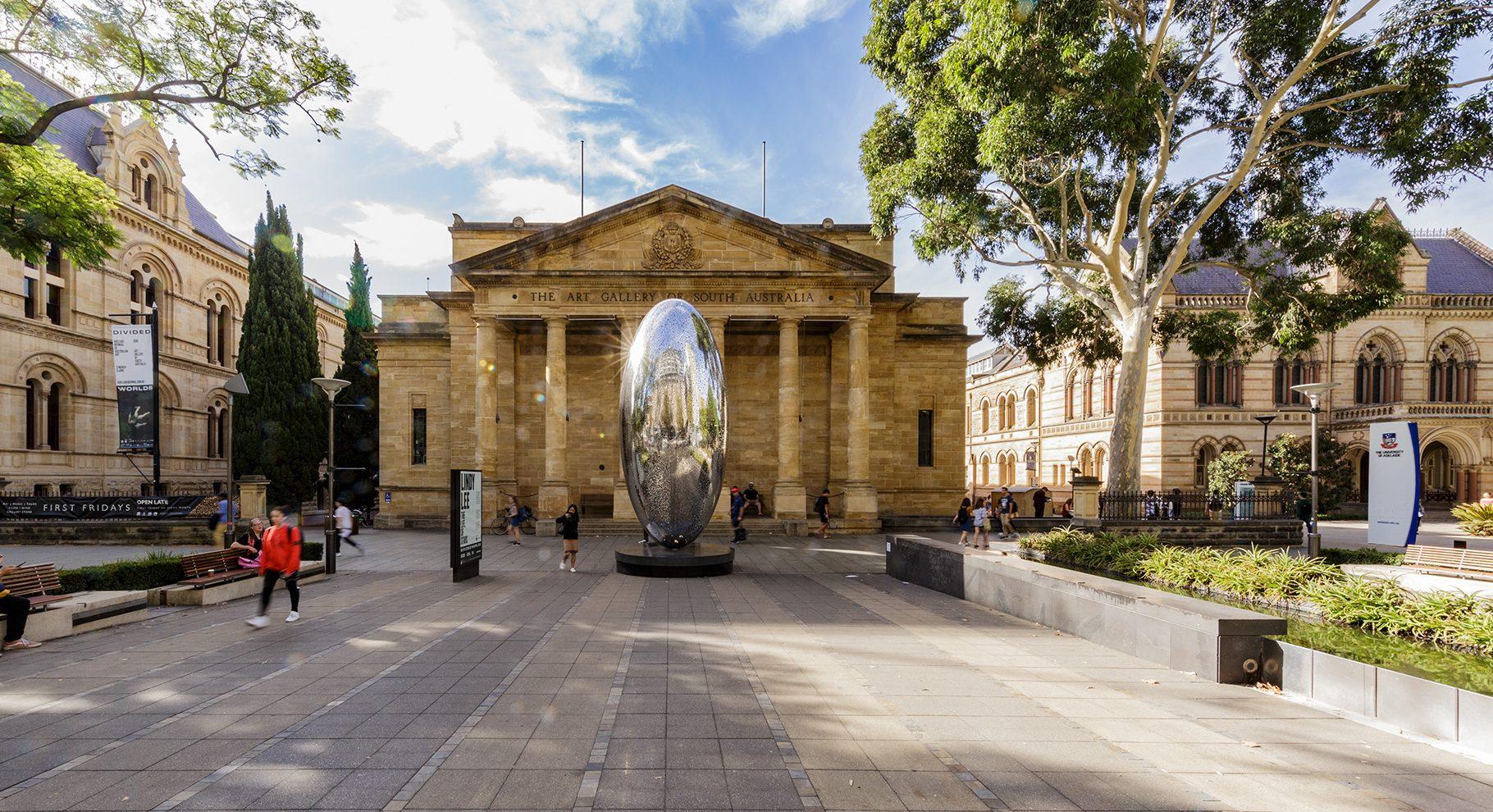 Art Gallery of South Australia. Foto met dank aan Art Gallery of South Australia©