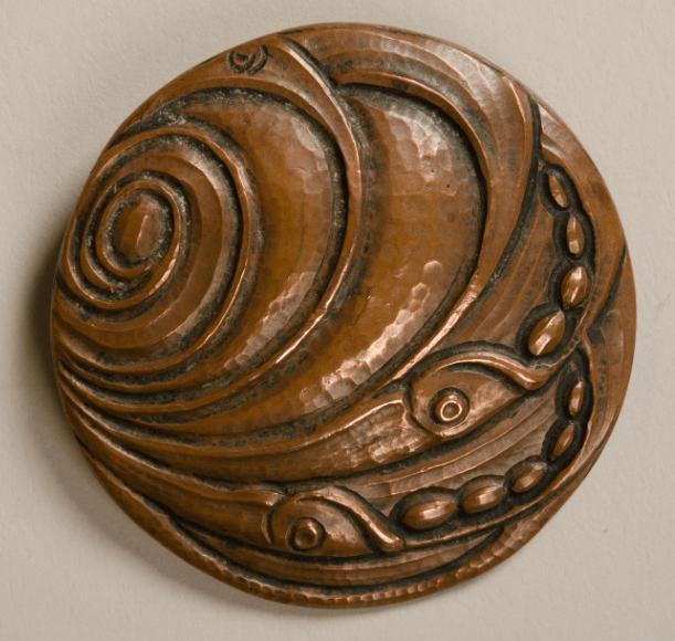 Cris Agterberg, broche, 1920-1930. Collectie Centraal Museum, 24755. Foto met dank aan Centraal Museum©