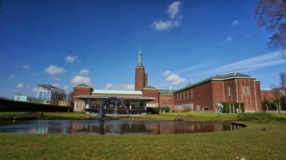 Museum Boijmans van Beuningen. Foto met dank aan Wikimedia Commons, Ben Bender, CC BY-SA 3.0