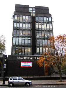 Royal College of Art, Londen, Verenigd Koninkrijk