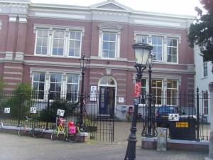 Hogeschool voor de Kunsten, 2009. Foto met dank aan Wikimedia Commons, Victor van Werkhooven, CC BY SA 3.0