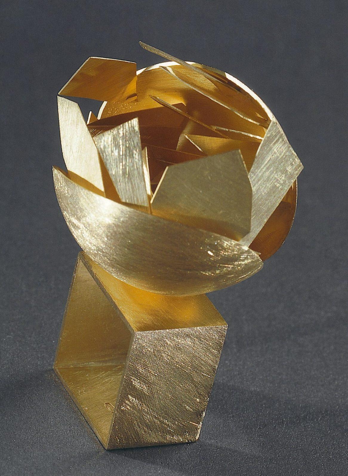 Alberto Zorzi, La Città, ring, 2003, goud