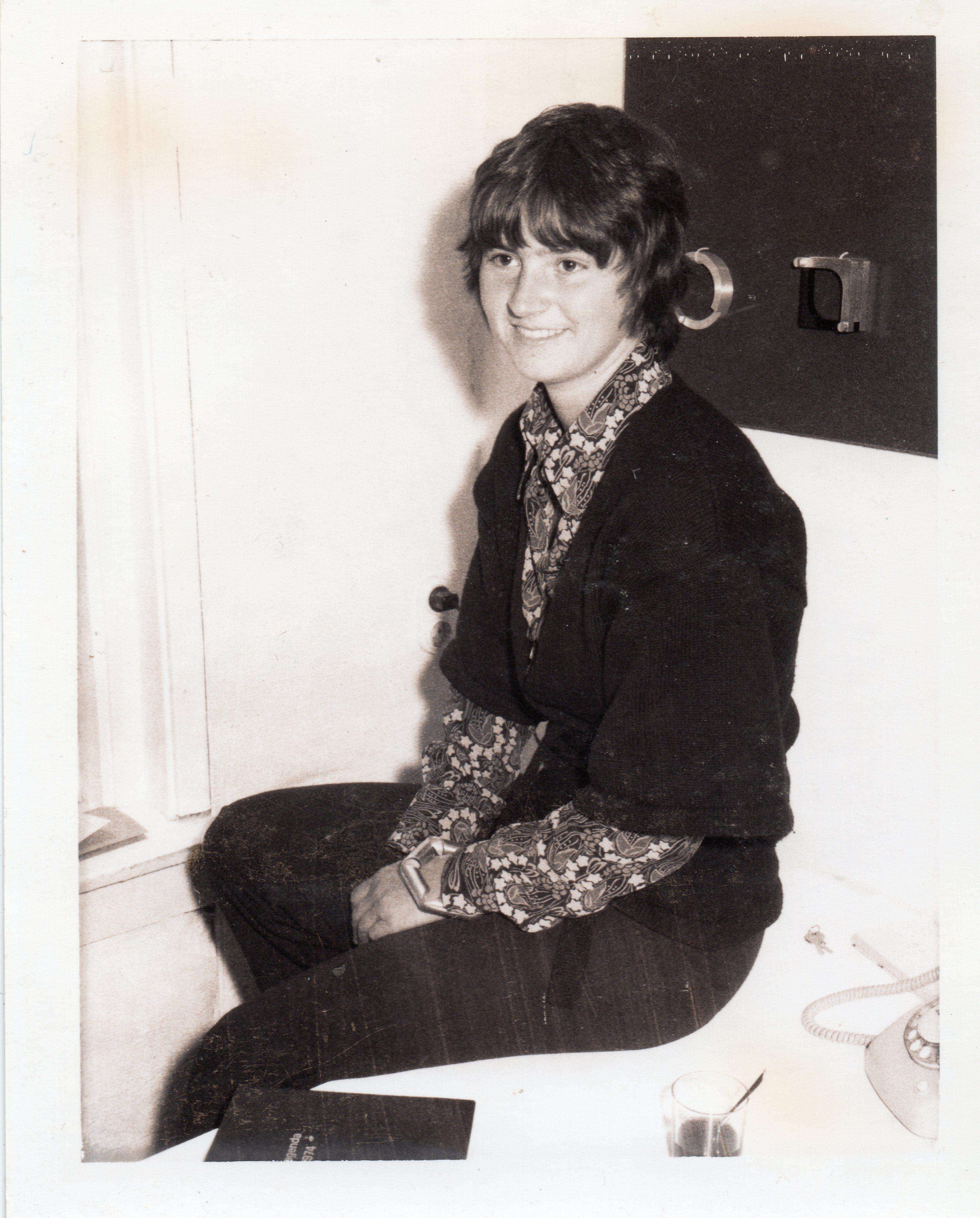 Lous Martin, 1974, portret, armbanden