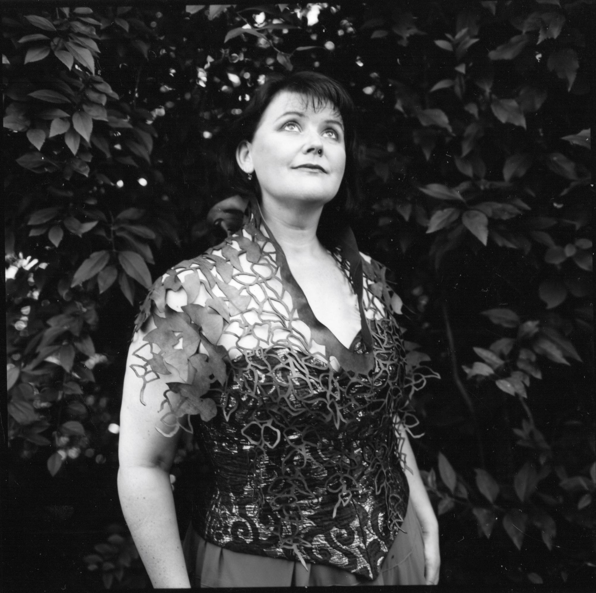 Thea Tolsma, halssieraad, 1997. Foto Duco de Vries, rubber