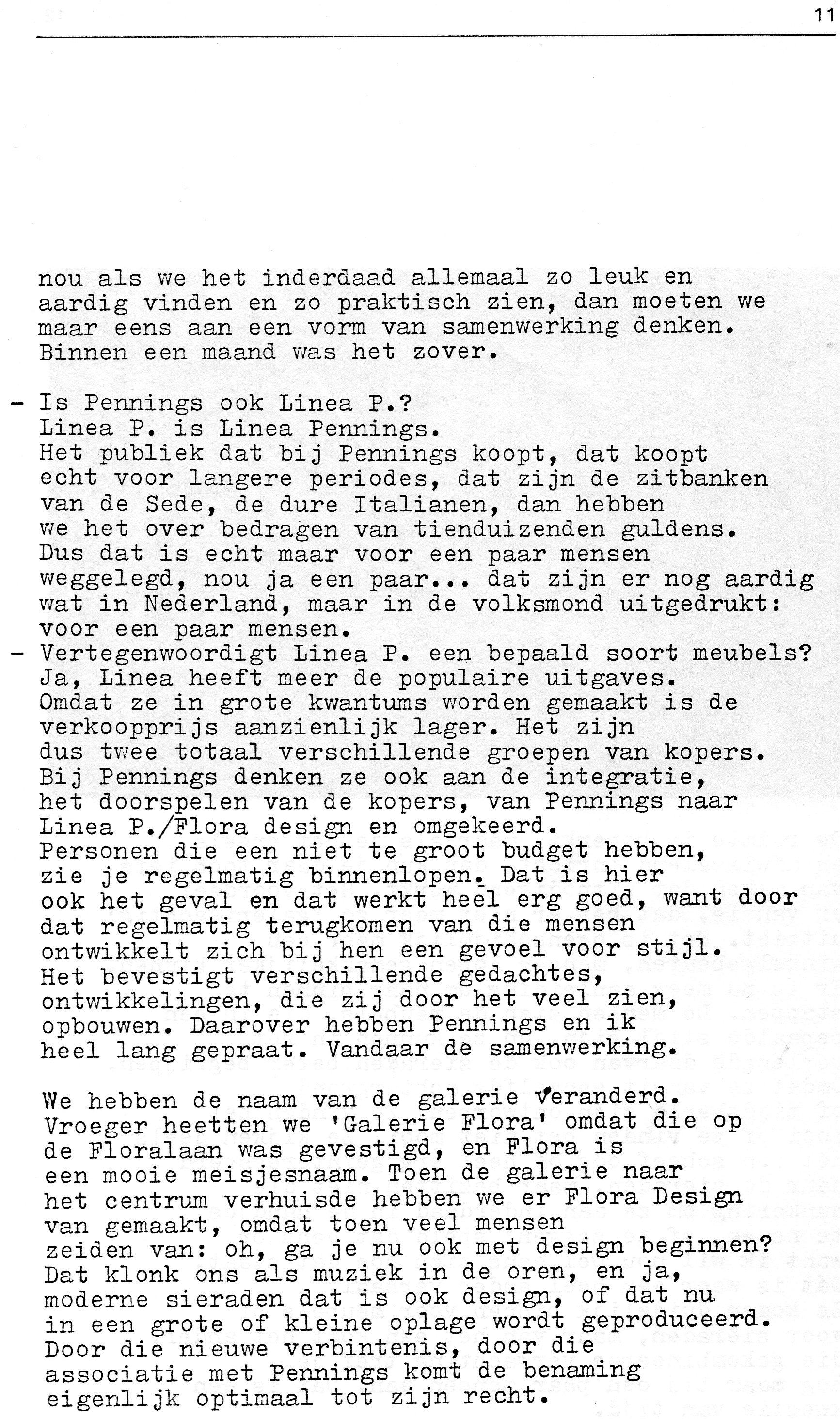 Clemens van den Broeck in het VES bulletin, 3, papier, typoscript