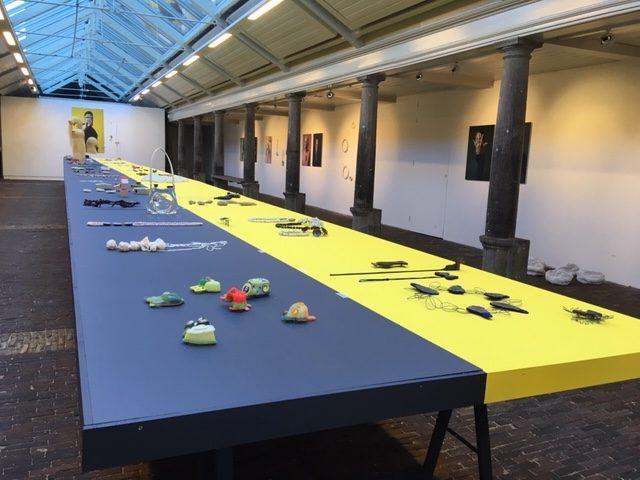 ArtWear, Vishal, Haarlem, 2020, tentoonstelling