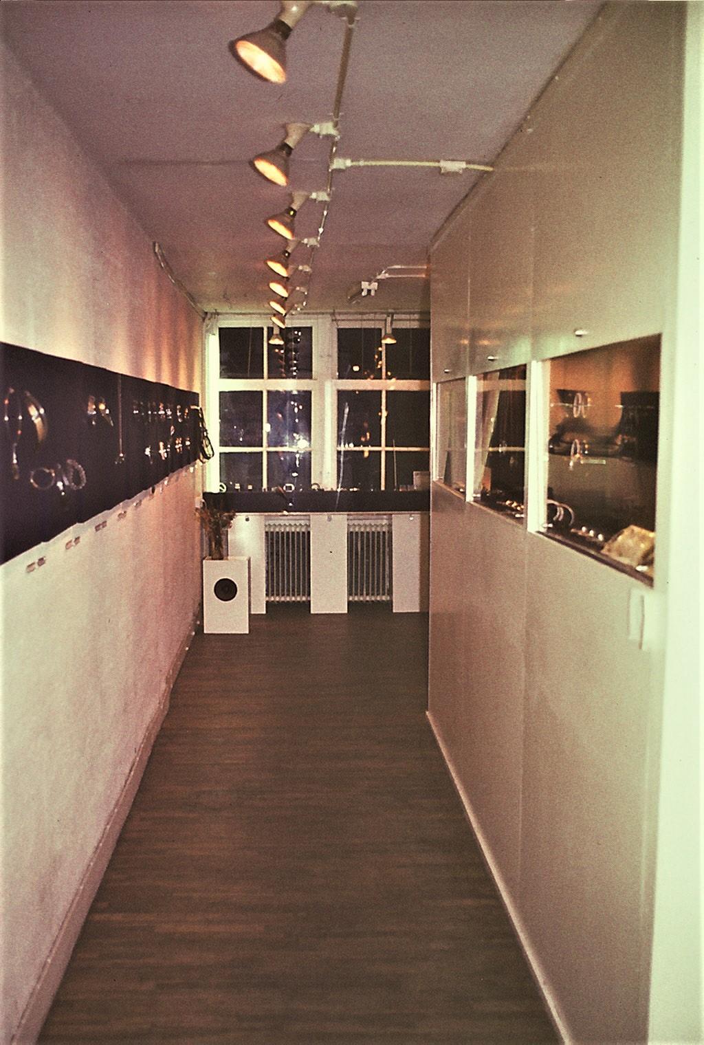 Galerie Sieraad, Singel 406, interieur
