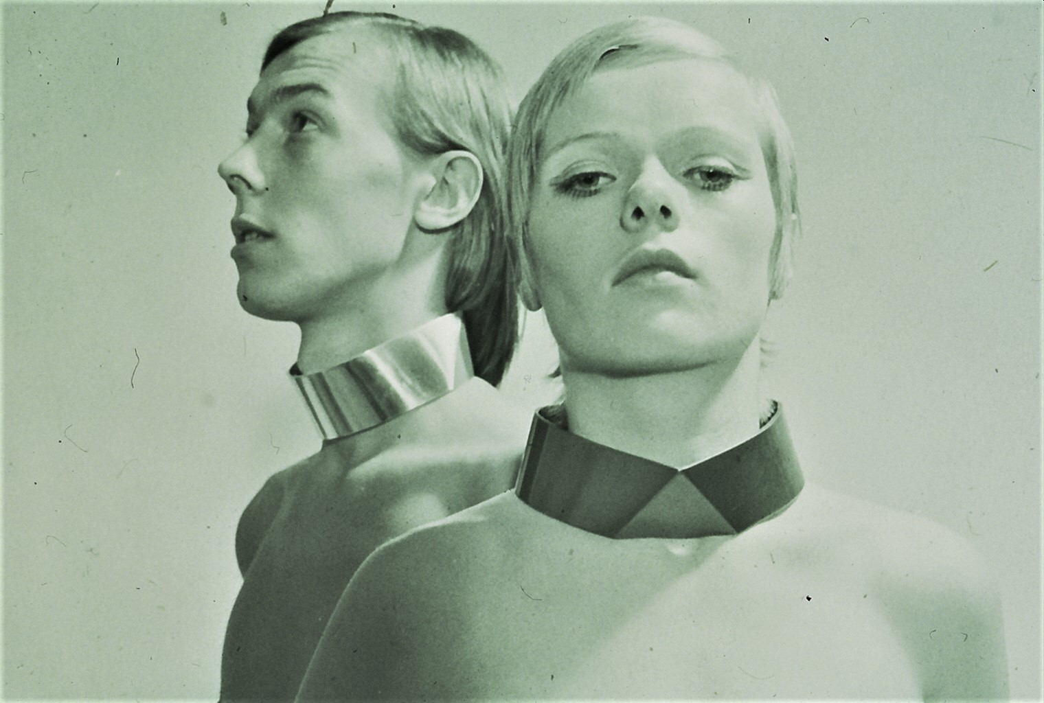 Gijs Bakker, halssieraden, 1976. Foto Mathilde Jurissen