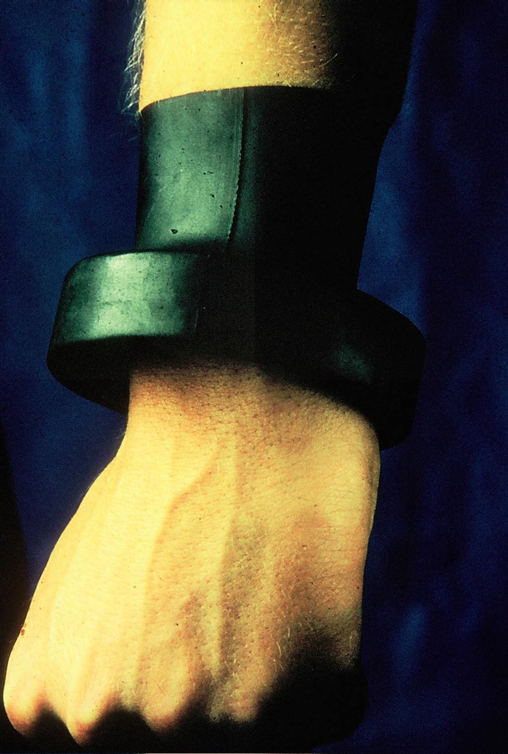 Hans Appenzeller, armband, 1972