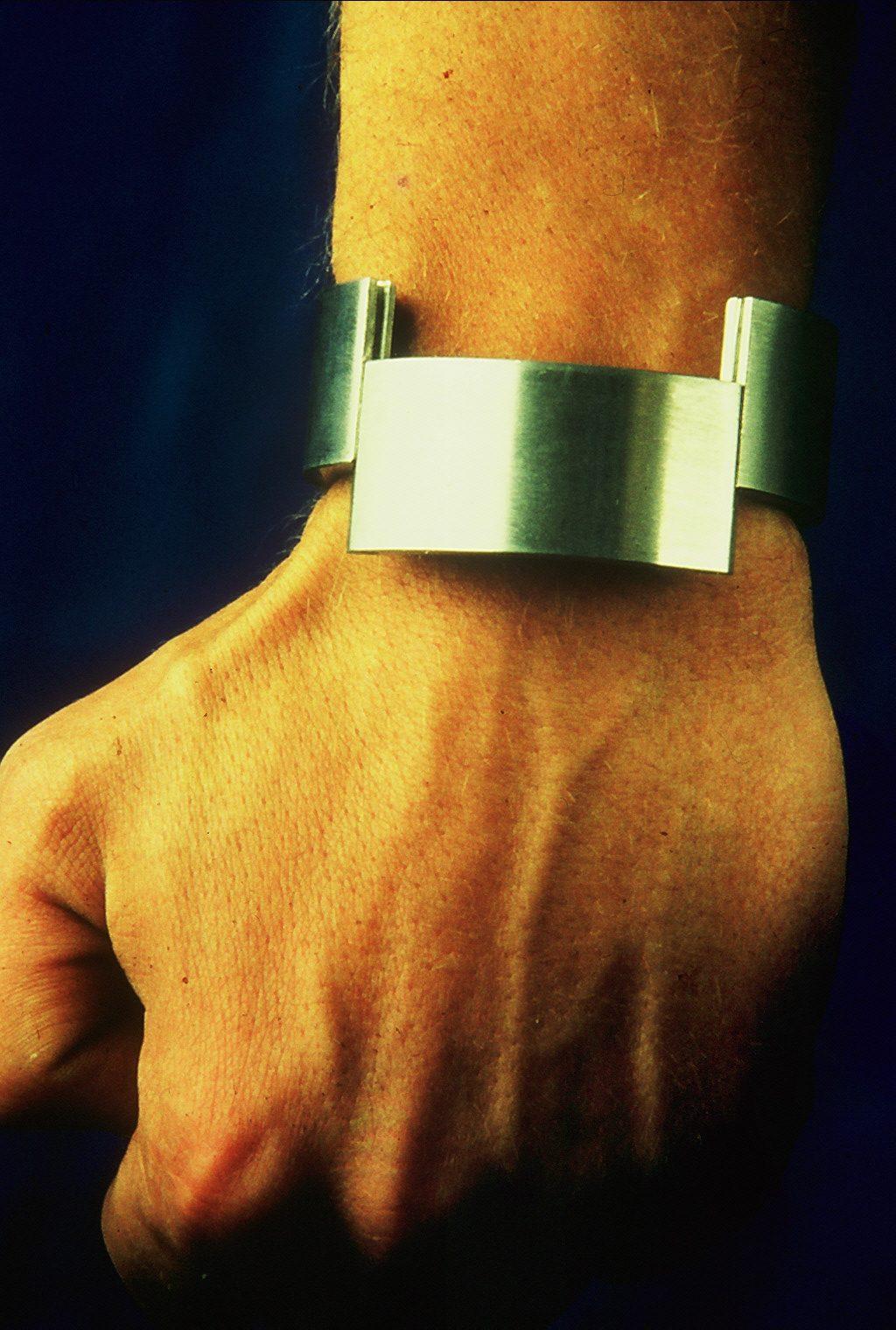 Hans Appenzeller, armband, 1973