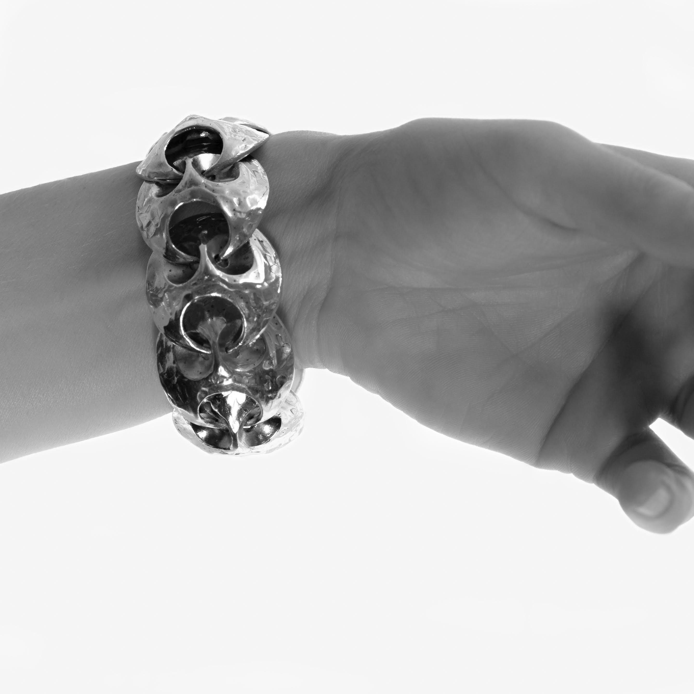Bernard Laméris, armband. Foto met dank aan een Nana Ruegebrink©