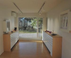 Bilk Gallery, 2020, galerie, interieur, wandvitrines