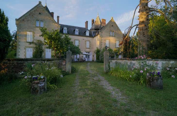 Château Bouquetraud, 2020. Foto Nana Ruegebrink, kasteel, exterieur