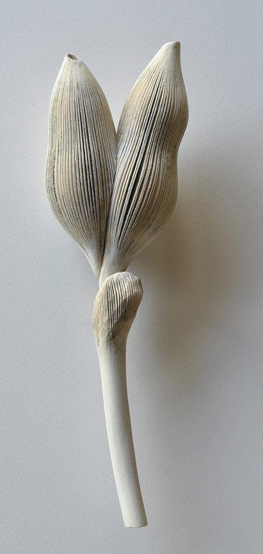 Michihiro Sato, Before I knew it, broche, papier, zilver, roestvrij staal, verf