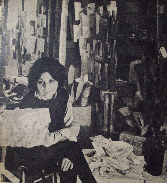 Alicia Penalba, portret