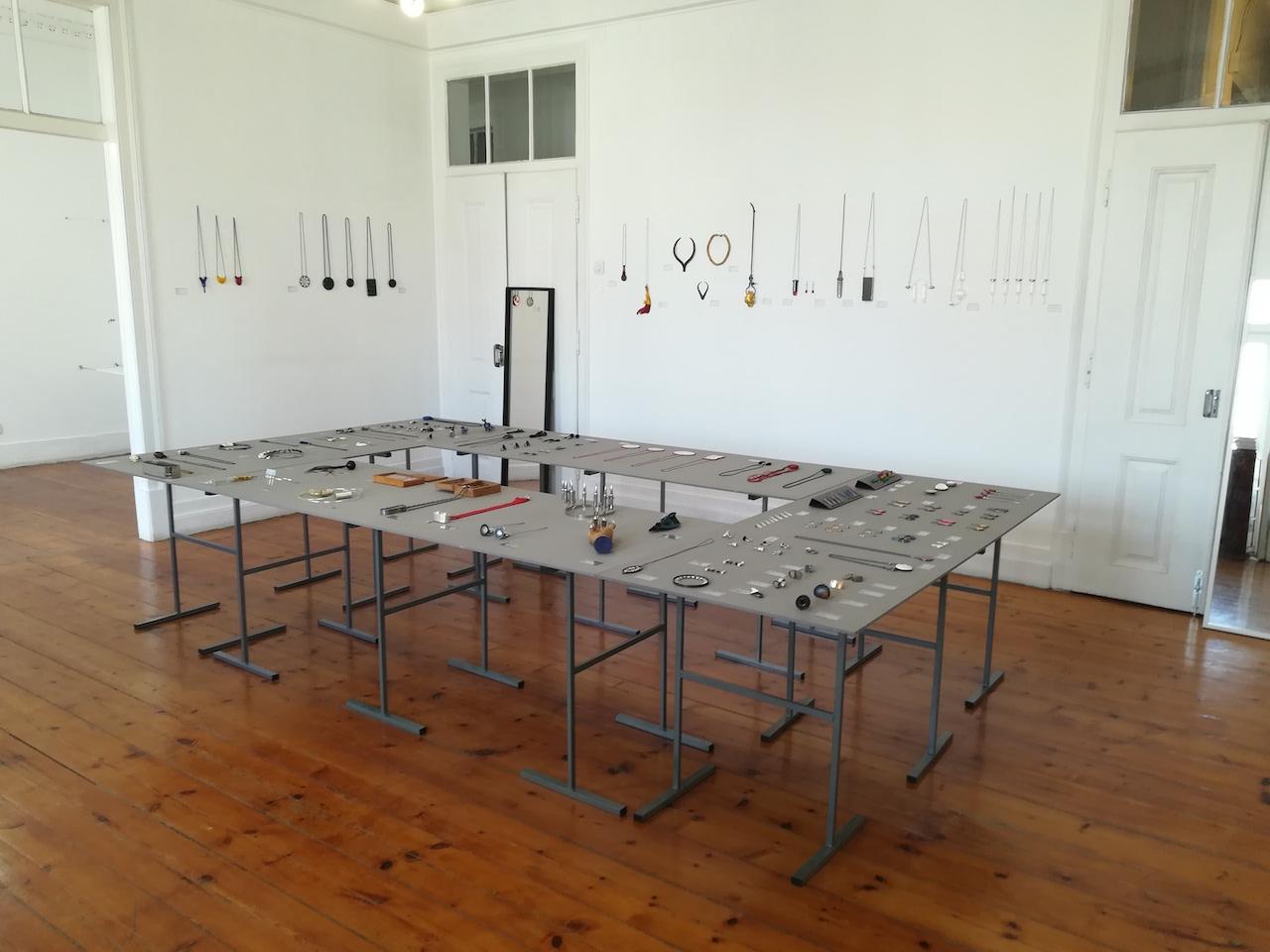 Teresa Milheiro, Retrospective, Espaço Sá da Costa, Lissabon, 2019, tentoonstelling