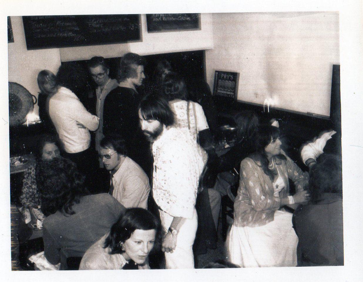 5 Jarig jubileum Galerie Sierraad, 1974: met onder meer Harriët Mastboom