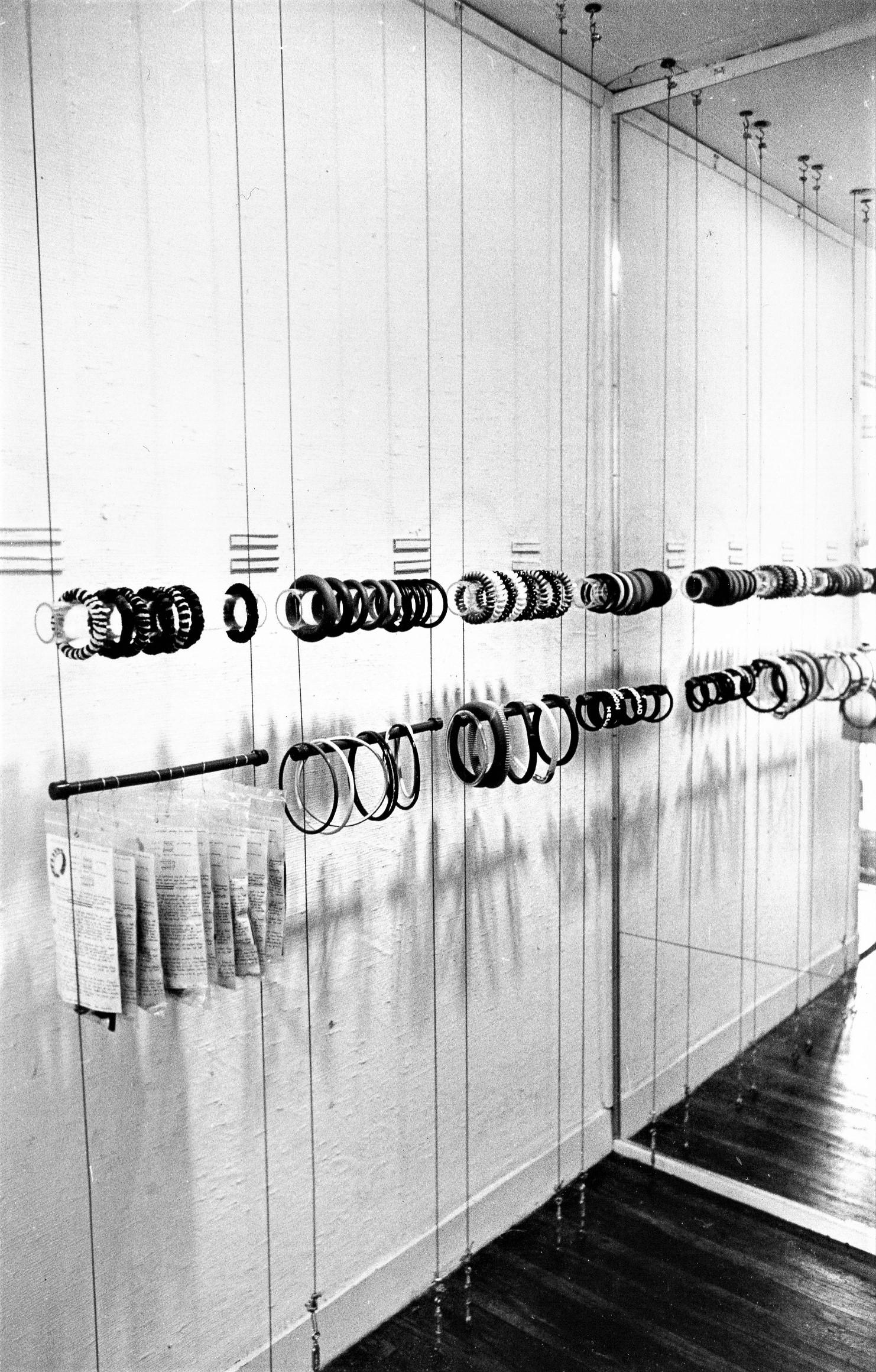 Galerie Sierraad, Serie Sieraad, armband, halssieraad, Lous Martin