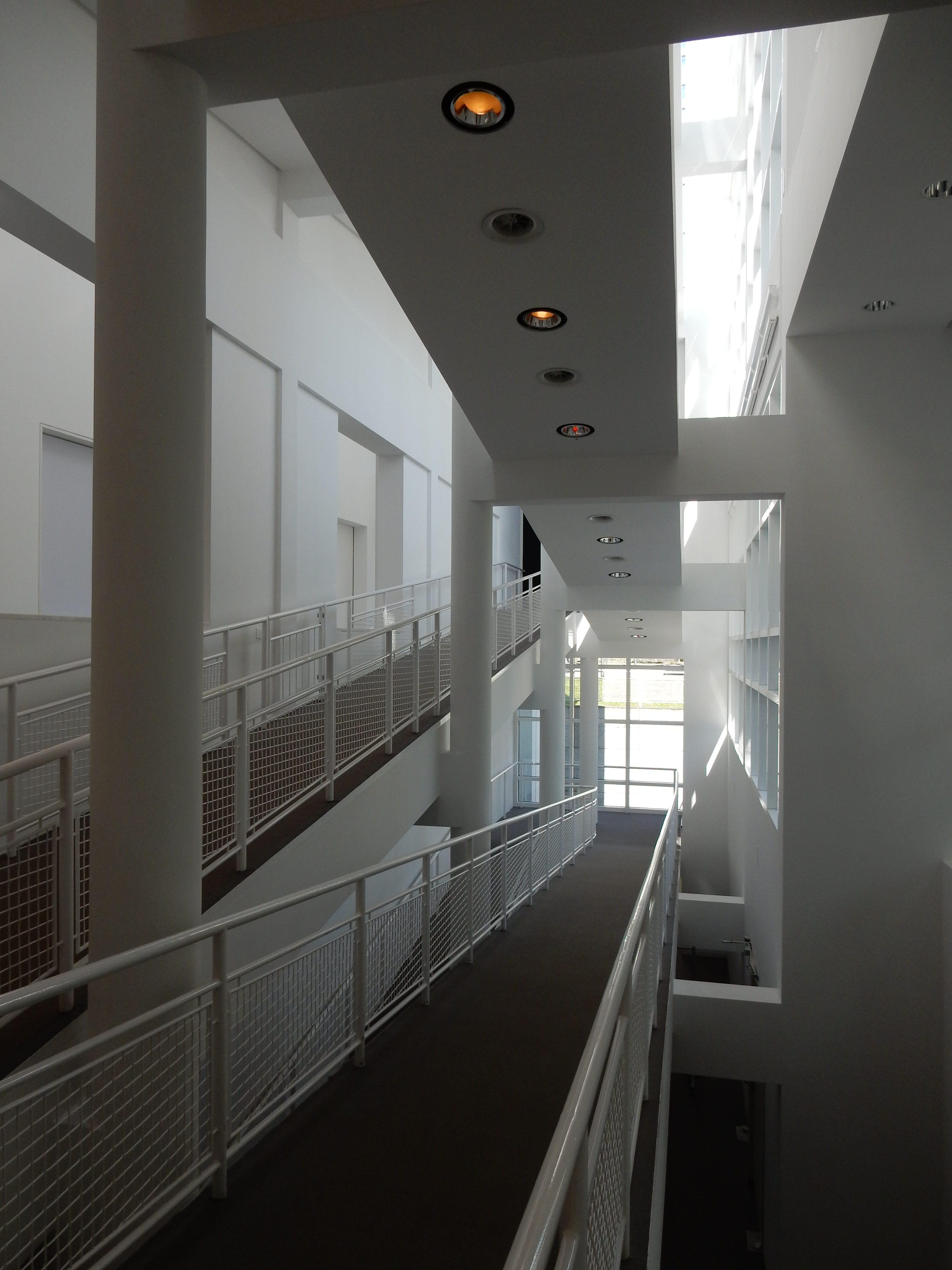 Museum Angewandte Kunst, Frankfurt. Foto Coert Peter Krabbe, mei 2019, interieur