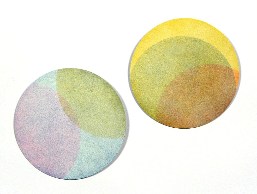 Marc Monzó, Color Eclipse, broches