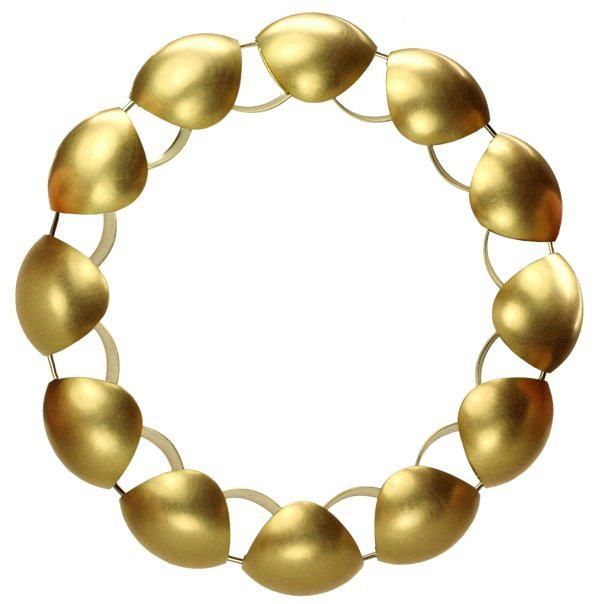Erik Urbschat, Turnus, armband, goud