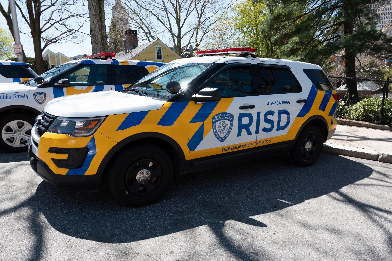 RISD Public Safety Vehicle, 2019. Foto Kenneth C. Zirkel, auto