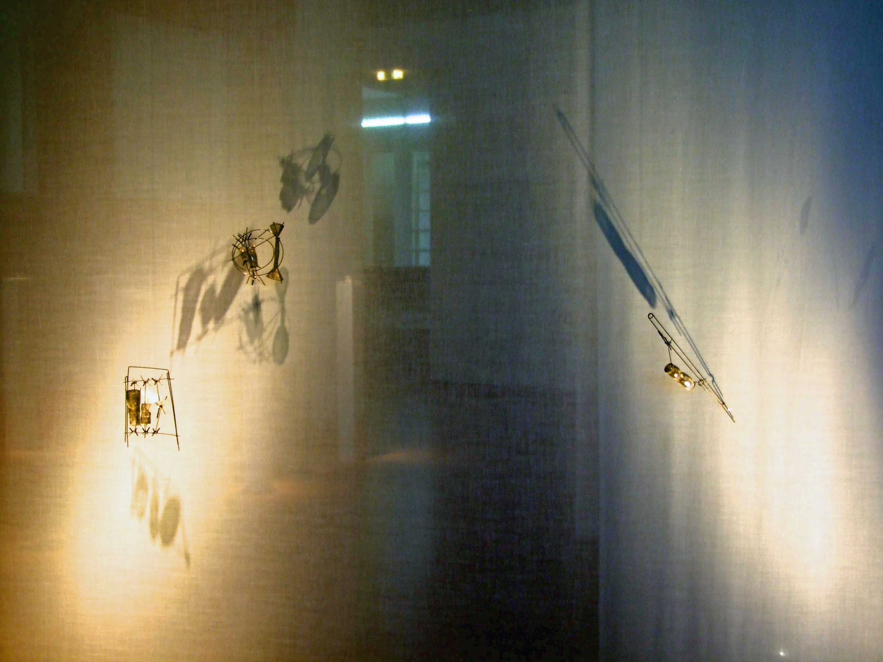 Ornament ohne Ornament, Franz Bette. Museum Angewandte Kunst, 3 mei 2007. Foto Dontworry, tentoonstelling