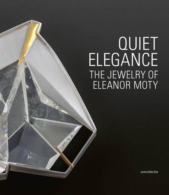 Boekomslag Quiet Elegance. The Jewelry of Eleanor Moty. Foto Arnoldsche