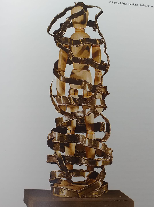 Alberto Gordillo, sculptuur