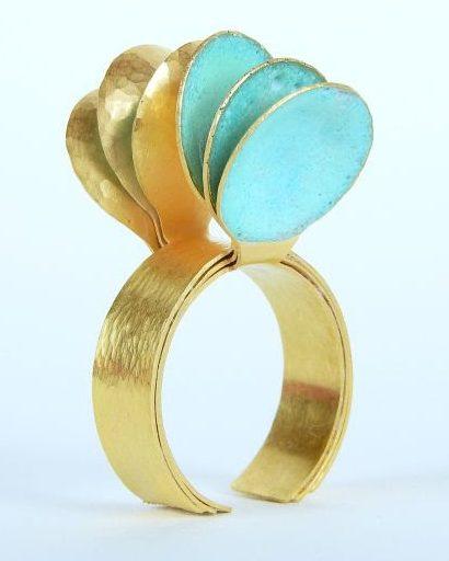 Jacqueline Ryan, ring. Foto Galerie Slavik