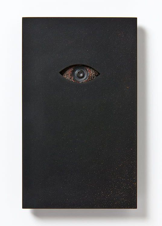 Otto Künzli, Eye II, 2016