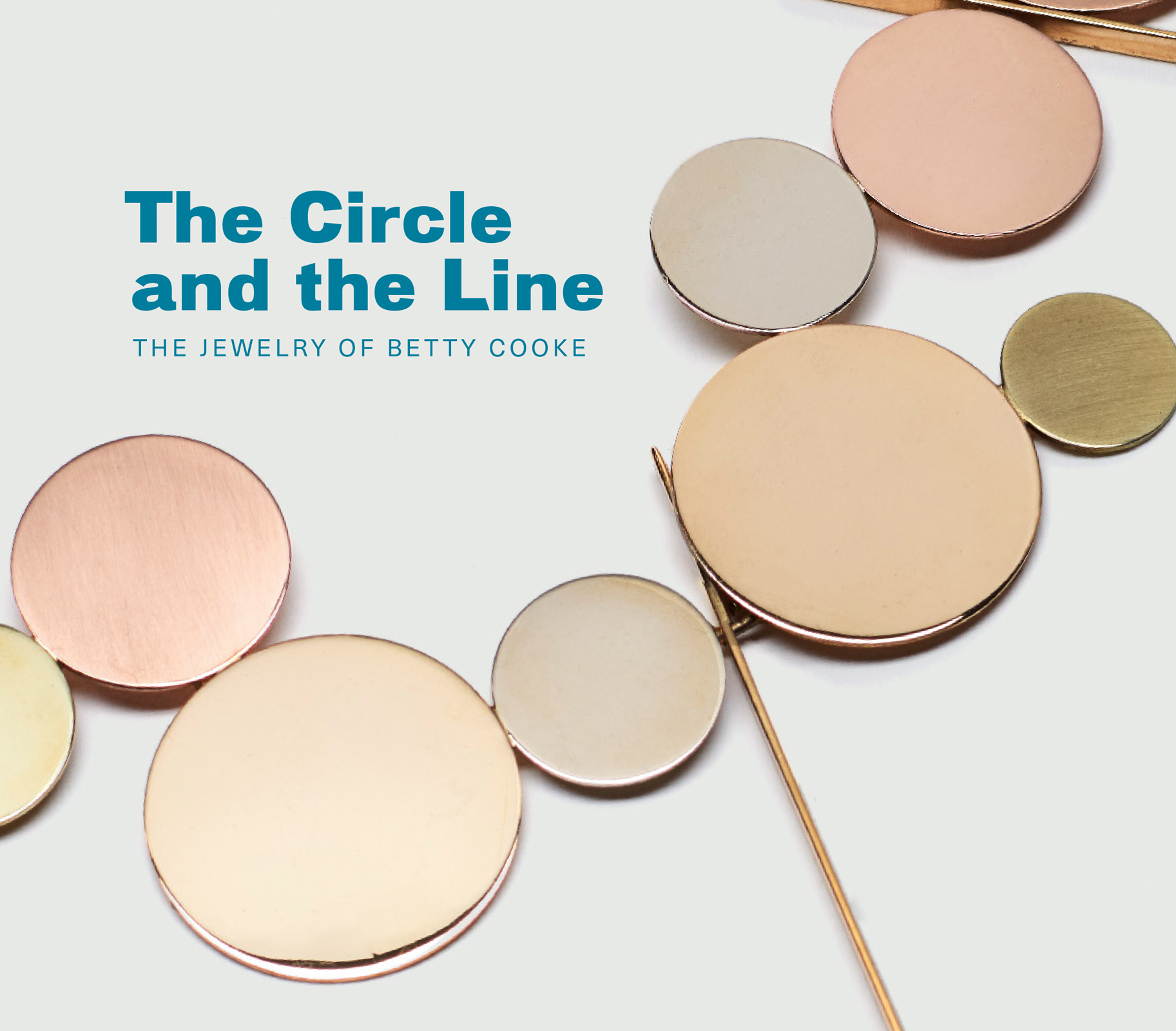 The Circle and the Line, The Jewelry of Betty Cooke, boekomslag. Foto GILES