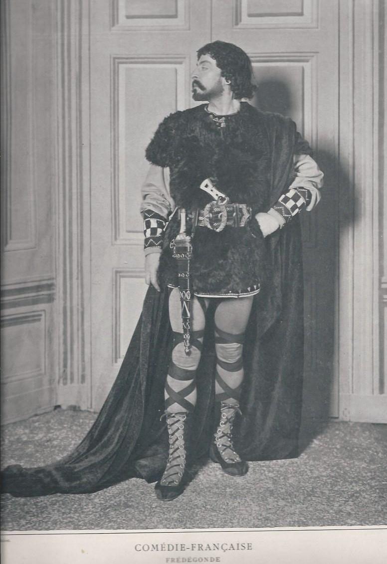 Comédie-Française, Fredegonde