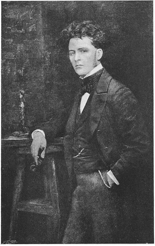 Jules Koehler, Portret Gustav Gurschner, 1900