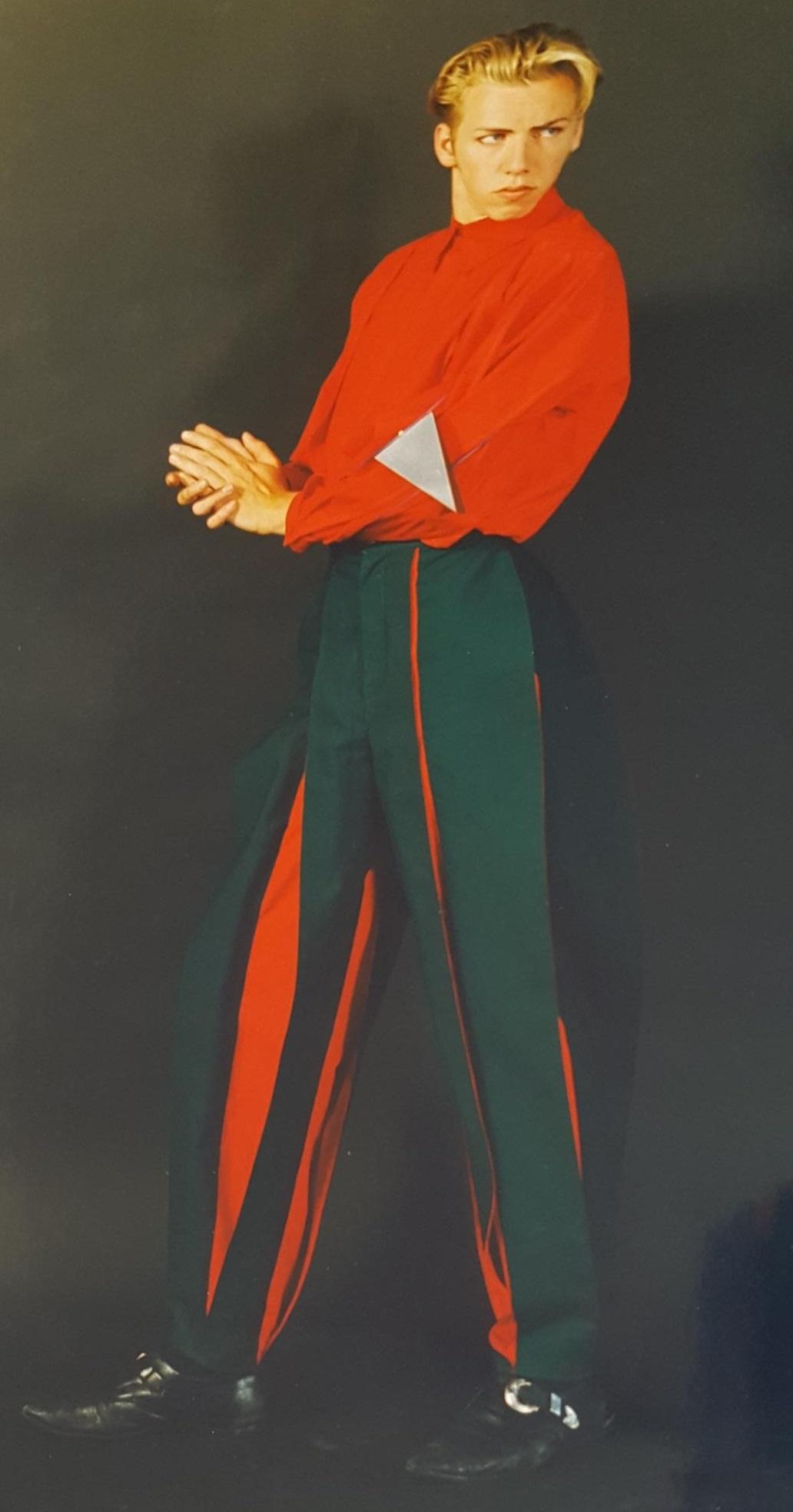 Etsuko Sonobe, broche. Sieraad en Mode - tien jaar Galerie Beeld & Aambeeld, 1989. Foto Galerie Beeld & Aambeeld